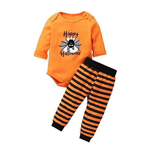 Helden Deiner Kindheit Kostüm - Kinder Halloween kostüm Kürbis Strampler Kind