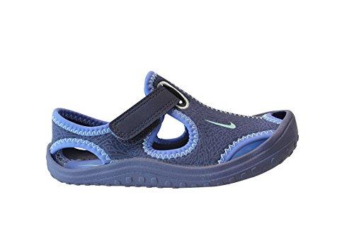 Sandalen/Sandaletten Jungen, color Blau , marca NIKE, modelo Sandalen/Sandaletten Jungen NIKE SUNRAY PROTECT Blau, EU 26, UK 8.5