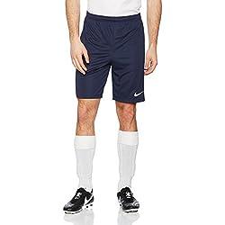 Nike M Nk Dry Acdmy K Pantalón Corto, Hombre, Azul (Obsidian / White), XL
