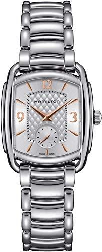 Hamilton Bagley h12451155Damas Reloj de Pulsera Retro