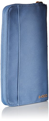 Fjällräven Unisex Travel Wallet Reisebrieftasche blue ridge hellblau 519