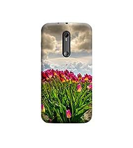 Ebby Premium Printed Back Case Cover With Full protection For Motorola Moto G3 (Designer Case)
