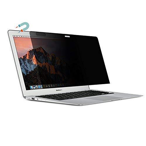 Aiscpro Displayschutzfolie für MacBook Pro, magnetisch, blendfrei, mit Sichtschutz MacBook Air 13 inch 2018 Release (Model:A1932) MacBook Air 13 inch 2018 Release (Model:A1932)