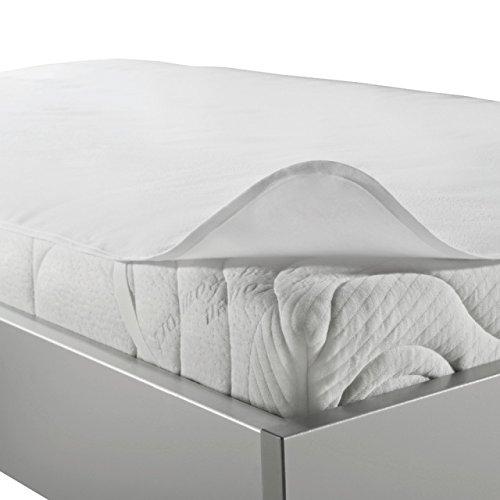 BNP Matratzen-Auflage season-protect standard mit Sommer- und Winterseite 100x200 cm