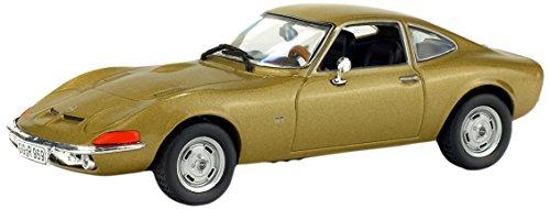 Solido 421436350 Opel GT, 1968, Die-Cast, Modellauto, Miniaturauto, 1:43
