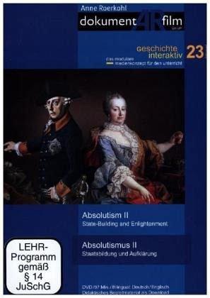 Absolutismus II, 1 DVD