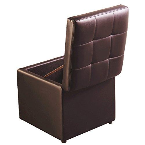 hocker leder braun gebraucht kaufen nur 2 st bis 75 g nstiger. Black Bedroom Furniture Sets. Home Design Ideas