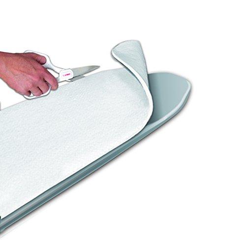 Bügeltisch-Polster bis 140 x 45 cm Universalgröße, zum Zuschneiden