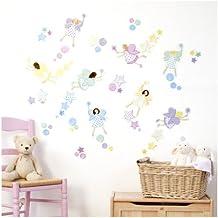 JoJo Maman Bebe Fairy Wall Stickers Part 44