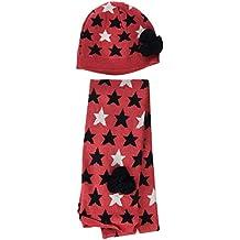 Amazon.it  cappello+sciarpa+guanti bambina 4bf559e98022