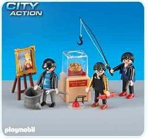 Playmobil 6281 Vol au musée NOUVEAUTE 2013
