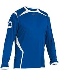 Stanno Torino Camiseta de Manga Larga Azul de Color Blanco (Royal de Color  Blanco) 26f71b52ebc82