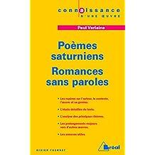 Poèmes saturniens, Romances sans paroles, Paul Veraline