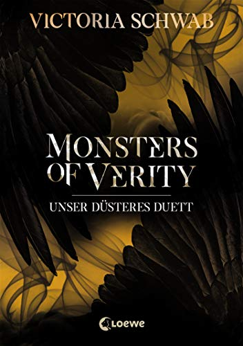 Monsters of Verity 2 - Unser düsteres Duett: Dark Urban Fantasy