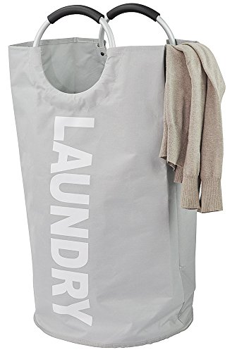 putwo-foldable-laundry-basket-fabric-laundry-bag-large-laundry-hamper-washing-basket-with-handles-gr
