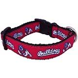 All Star Dogs NCAA Herren Hundehalsband, Herren, Fresno State-Collar-L, Large
