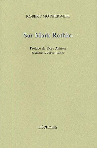 Sur Mark Rothko