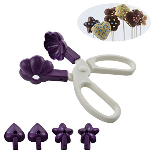 Cake Pops Maker 3 in 1 Form Formen Kit Set - sehr original Geschenk-Set - (Pops Cake Boxen)