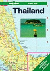Thailand travel atlas (Lonely Planet Travel Atlas)