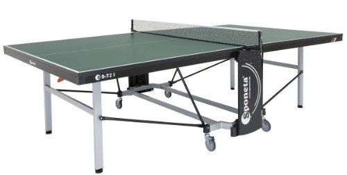 Sponeta Tischtennisplatte S 5-72 i Indoor grün