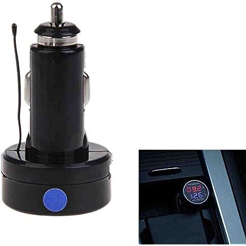 Eaglerich DF-01-TV 2IN1 Car Battery Monitor voltmetro