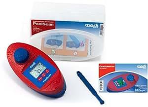 Scuba ii set convenienza misuratore elettronico per - Misuratore ph piscina ...