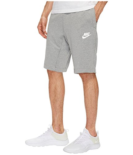 Nike Sportswear Advance 15 Pile Short Dark Grey Heather/Black/White