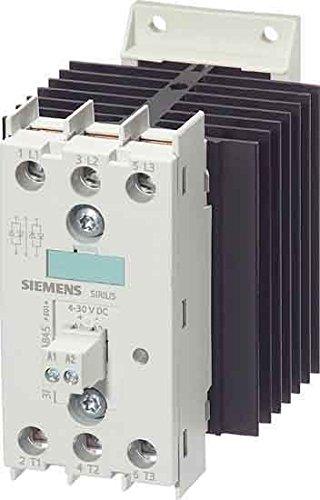 SIEMENS SIRIUS - CONTACTOR 3RF2 20A 230V CORRIENTE ALTERNA 3 FASES CONEXION RESORTE
