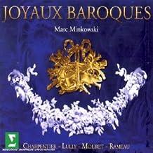 Joyaux baroques : Oeuvres de Charpentier, Lully, Mouret, Rameau (Coffret 4 CD)