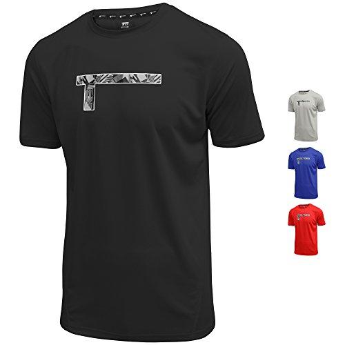 tren-herren-cool-ultra-lightweight-big-logo-polyester-ss-tee-funktionsshirt-t-shirt-kurzarm
