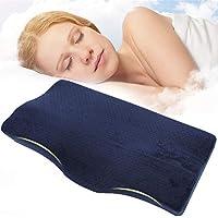 Memory Reisekissen, Wimpernverlängerung Spezielle ergonomische Kissen Cotton Sleeping Nackenstütze Kopfstütze,... preisvergleich bei billige-tabletten.eu