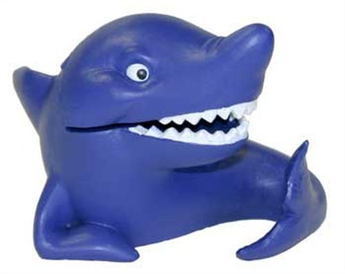 Blue Ribbon Pet Products Aquarium-Dekoration Hai, exotische Umgebungen, Bubbling Action (Blue Ribbon Pet Products)