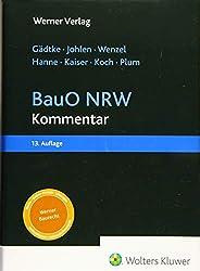 BauO NRW: Kommentar