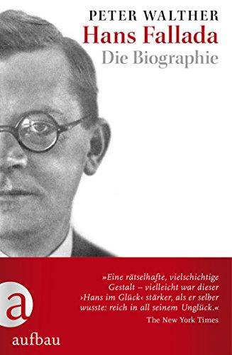 Buchseite und Rezensionen zu 'Hans Fallada: Die Biographie' von Peter Walther