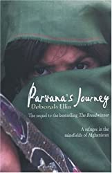 Parvana's Journey by Deborah Ellis (2002-10-05)