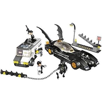 LEGO - Batman - jeu de construction - Batmobile contre double face