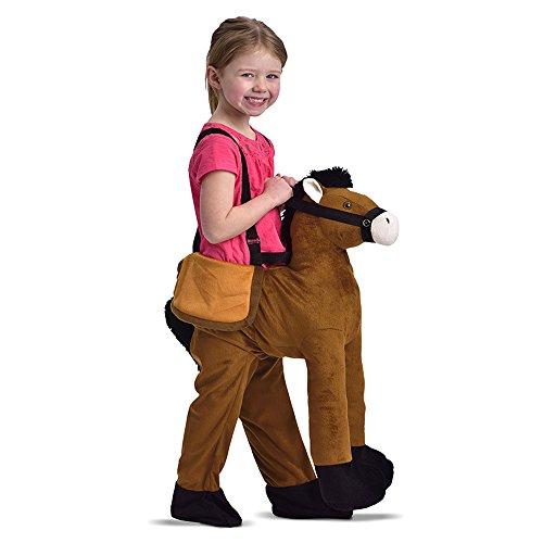 Kinder Dress Up Pferd Reiten Auf Lustige Kleid Kostüm 3-7 (Kinder Kleid Für Lustiges)