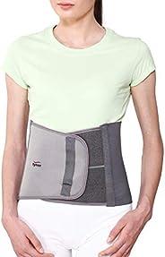 Tynor Tummy Trimmer/Abdominal Belt(9inch/23cm, compression & support to abdominal, Slimming-Men & Wome