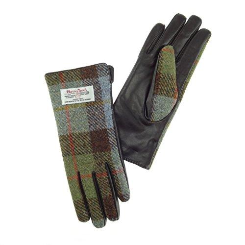 Harris Tweed Damen Handschuhe Gr. Small, COL15