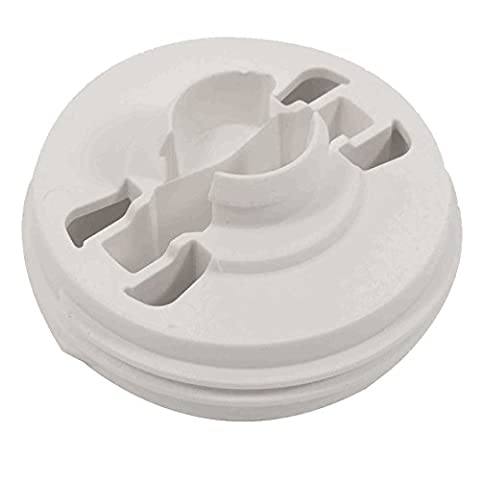 SPARES2GO Pump Filter Handle Lid Cap for Ariston Washing Machine