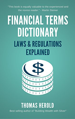 Financial Terms Dictionary - Laws & Regulations Explained (English ...