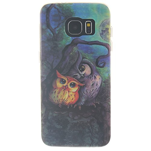 for-samsung-galaxy-s7-edge-case-cover-ecoway-tpu-clear-soft-silicone-back-colorful-printed-pattern-s