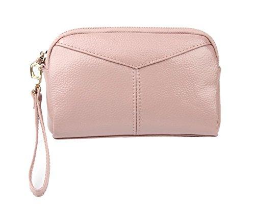 Clutch In Pelle Ms. Pink