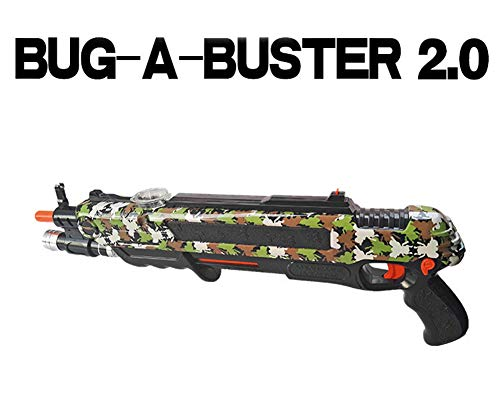 Salt-paket (GJDAC Bug Eine Salt Fly Gun Salt Bullets Blaster Airsoft Für Bug Blow Gun Mosquito Salt Gun Kreative Moskito Modell Spielzeug Umwelt Salz Fly Mörder (Nacht Licht Zielen))