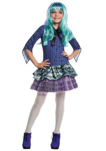 ter High-Kostüm für Mädchen 110/116 (5-6 Jahre) ()