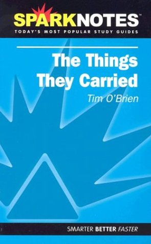 the-things-they-carried-sparknotes-literature-guide