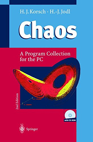 CHAOS. : A program collection for the PC, with 250...