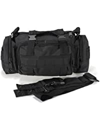 Sanjith Outdoor Sports Camouflage Backpack Camping Hiking Waist Bag Pack