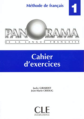 Panorama. Cahier d'exercices. Per le Scuole superiori: Cahier Exercise Version Euros: 1 (Corsi lingua)