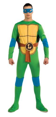 Leonardo Ninja Turtles-Kostüm für Erwachsene (Ninja Kostüme Für Erwachsene)